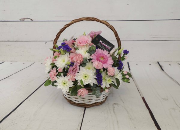 Florist Choice Basket Arrangement