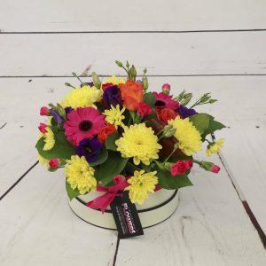 Florist Choice Hatbox Standard Size
