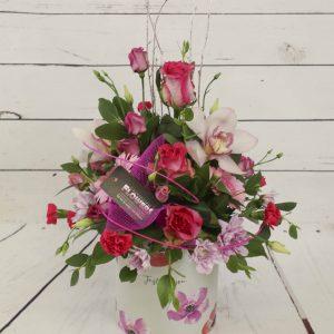 Florist Choice Hatbox large Size