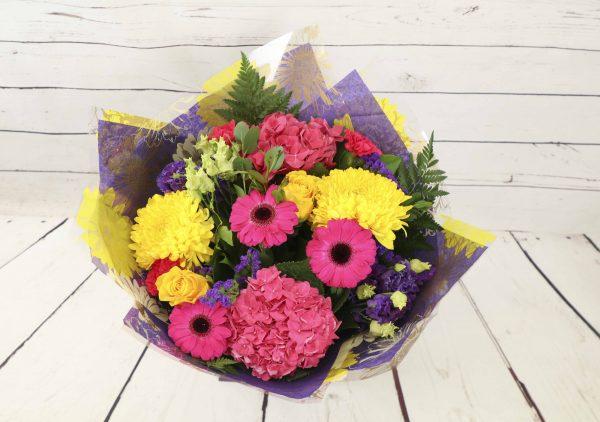 Churchview Flowers - Florist Choice Lily Free