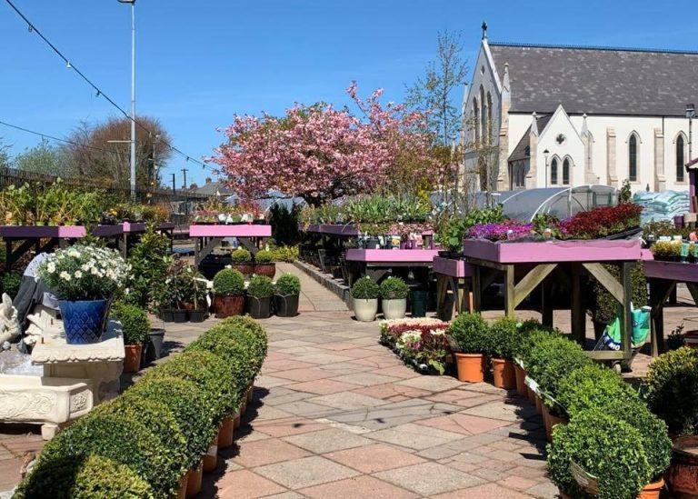 Churchview_Flowers Garden centre