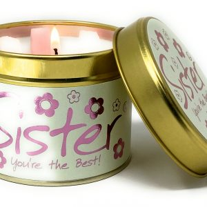 Lily Flame Candles - Sister